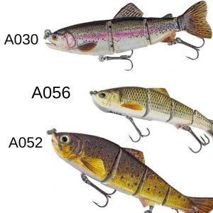 imagen pez trout swimbait