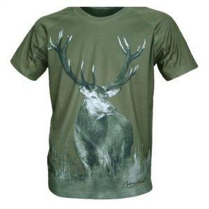 Imagen camiseta benisport ciervo