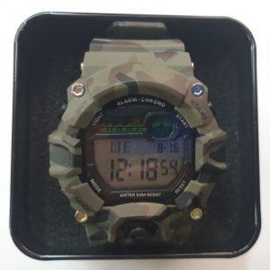 imagen reloj supervivencia