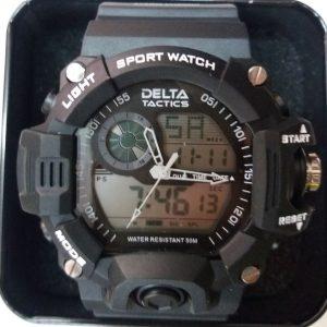 imagen reloj negro delta tactics
