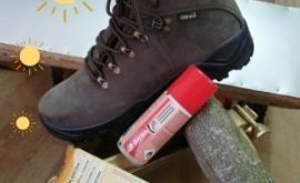 imagen limpiar botas gore tex