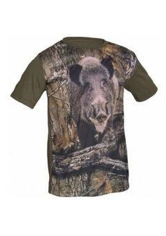 Camisetas de Caza