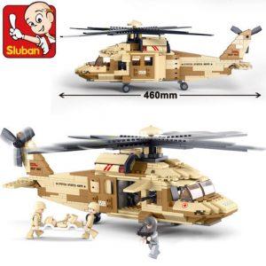 imagen del helicoptero black hawk