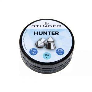 imagen balín stinger hunter calibre 4.5