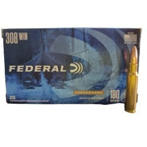 federal ammunition 308 win