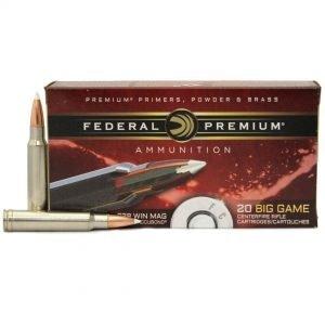 imagen bala federal premium 30-06 sprg 180g nolser accubond
