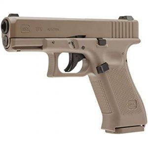imagen pistola co2 glock 19x umarex blowback