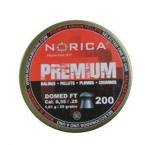 imagen balin norica premium 6.35