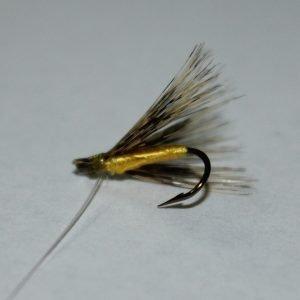 Imagen mosca amarilla