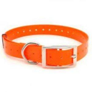 Imagen collar PVC Naranja