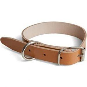 Imagen collar de cuero